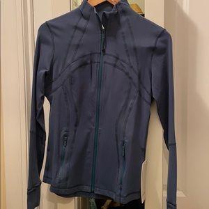 Lululemon teal green define jacket 8